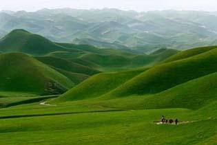 تپههای سبز (فرخنده آقایی)